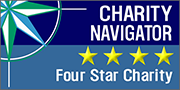 Charity Navigator is America's premier independent charity evaluator. Click on the logo to review our four star rating.