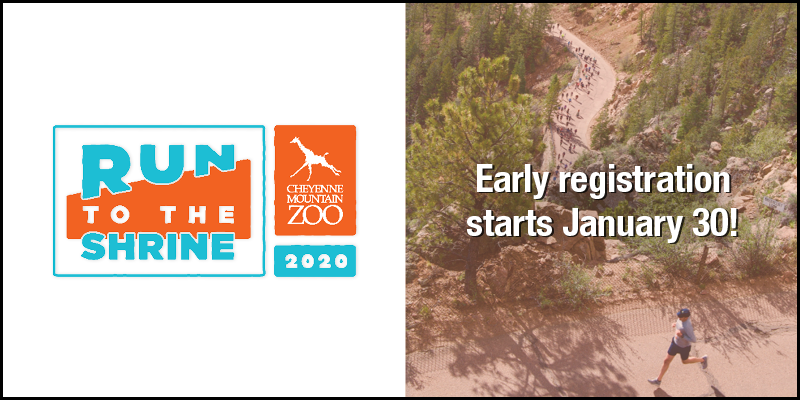 Run to the Shrine Early Bird Registration starts January 30, 2020