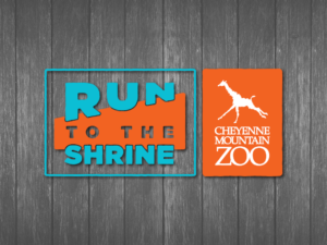 Run to the Shrine graphic logo