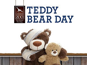 Teddy Bear Day graphic hero image