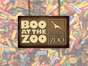 Boo at the Zoo graphic logo