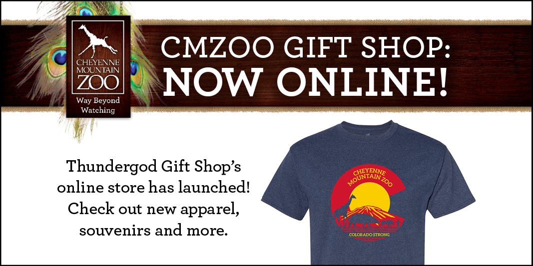 CMZoo Gift Shop is now online!