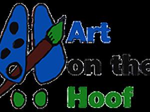 Art on the Hoof, AAZK Fundraiser event's logo