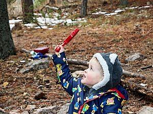 EdVenture Outdoor School Wild Families Nature Play