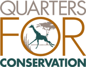 Quarters for Conservation logo graphic